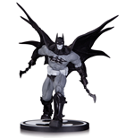 Batman Black & White Estatua Batman by Carlos D'Anda 20 cm