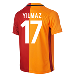 Camiseta Galatasaray 2015-2016 Home