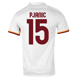 Camiseta AS Roma 2015-2016 Away