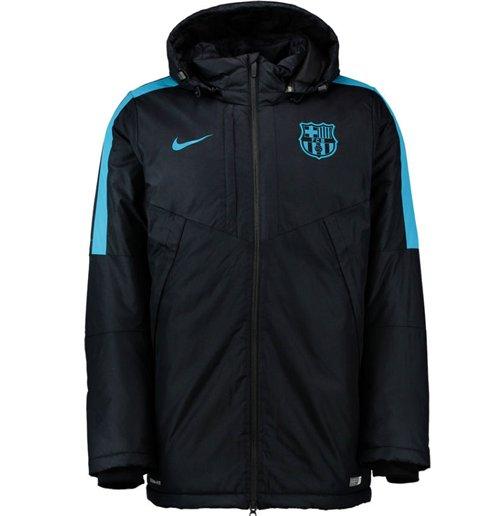 0eda16af1d0cb Compra Chaqueta FC Barcelona 2015-2016 (Negro) Original