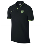 Polo Manchester City FC 2015-2016 (Negro)
