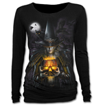 Camiseta manga larga Spiral Witching Hour