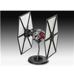 Star Wars Episode VII Maqueta EasyKit First Order Special Forces Tie Fighter 19 cm