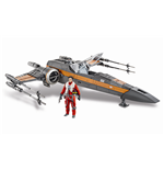 Star Wars Episode VII Vehículo con Figura 2015 Class III Poe's X-Wing Fighter