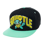Pokemon Gorra Béisbol Snap Back Squirtle