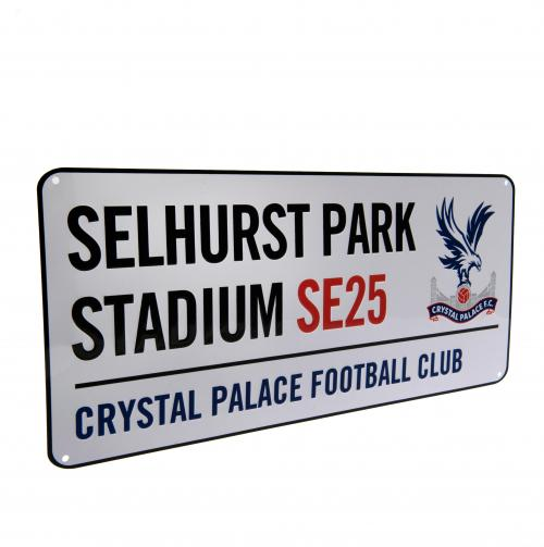 Placa Crystal Palace f.c.