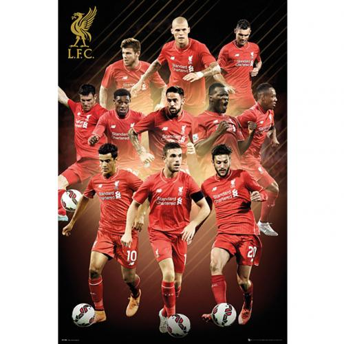 Póster Liverpool FC 176988