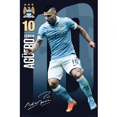Póster Manchester City FC 176990