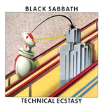Vinilo Black Sabbath - Technical Ecstasy