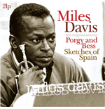 Vinilo Miles Davis - Porgy And Bess/Sketchesof Spain (2 Lp)