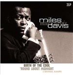 Vinilo Miles Davis - Birth Of The Cool + 'Round About Midnigh (2 Lp)