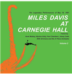Vinilo Miles Davis - At The Carnegie Hall Part Two