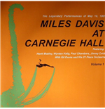 Vinilo Miles Davis - At The Carnegie Hall Part One