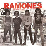 Vinilo Ramones - Eaten Alive - The 4 Acres - New York - 1977 (2 Lp)