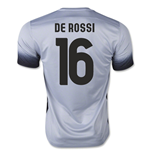 Camiseta AS Roma 2015-2016 Third