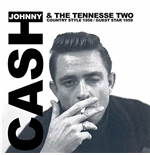 Vinilo Johnny Cash & The Tennessee Two - Country Style 1958/guest Star 1959