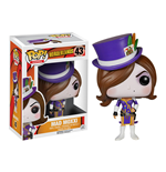Borderlands POP! Games Vinyl Figura Mad Moxxi 9 cm