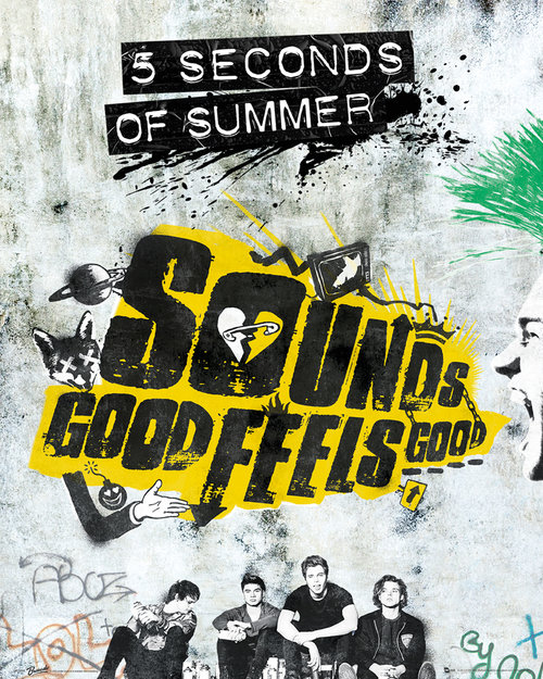 Póster 5 seconds of summer 177411