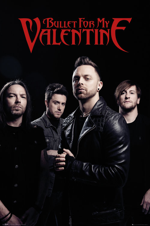 Póster Bullet For My Valentine 177423