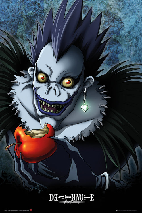 Póster Death Note 177426