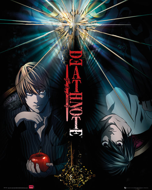 Póster Death Note 177428