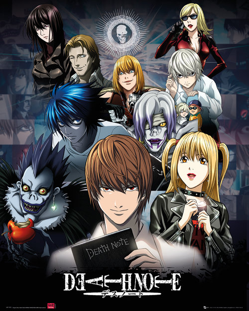 Póster Death Note 177430
