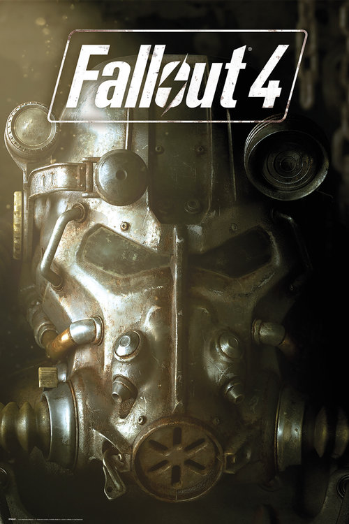 Póster Fallout 177434