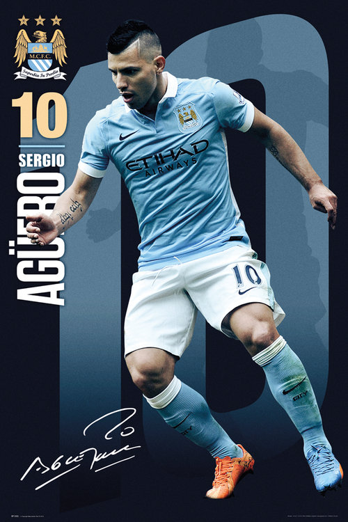 Póster Manchester City FC 177441