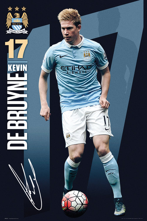 Póster Manchester City FC 177442