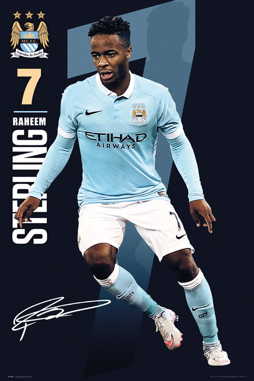 Póster Manchester City FC 177443