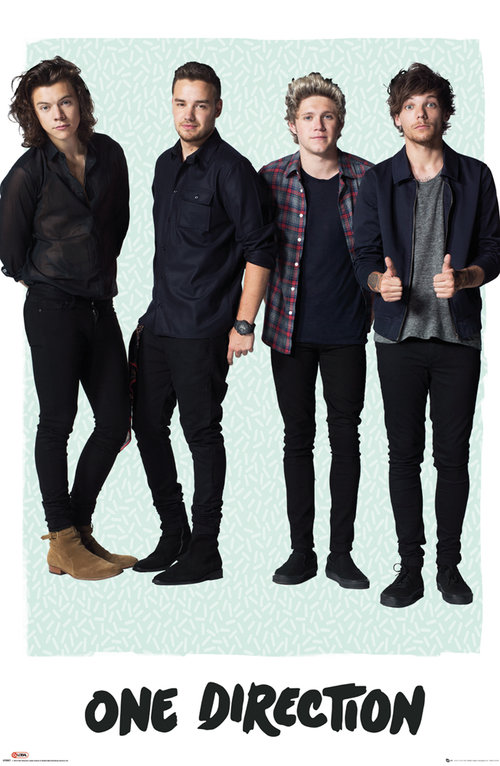 Póster One Direction 177450