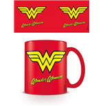 DC Comics Taza Wonder Woman Logo