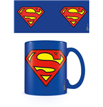DC Comics Taza Superman Logo