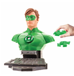 DC Universe Puzzle 3D Green Lantern Solid