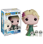 Frozen Fever POP! Disney Vinyl Figura Elsa 10 cm
