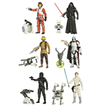Star Wars Figuras 10 cm 2015 Jungle/Space Wave 1 Surtido (12)