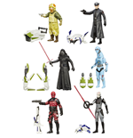 Star Wars Figuras 10 cm 2015 Jungle/Space Wave 2 Surtido (12)