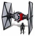 Star Wars Episode VII Vehículo Deluxe con Figura 2015 Class II 1st Order Special Forces TIE Fighter
