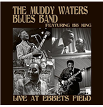 Vinilo Muddy Waters Blues Band / Bb King - Live At Ebbets Field