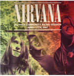 Vinilo Nirvana - Olympia Community Radio Session April 17th 1987