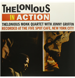 Vinilo Thelonious Monk - Thelonius In Action