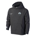 Sudadera AS Roma 2015-2016 (Negro)