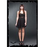 Vestido Queen of Darkness 178611