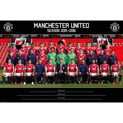 Póster Manchester United FC 178757