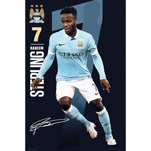Póster Manchester City FC 178759