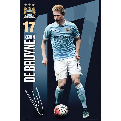 Póster Manchester City FC 178760