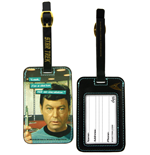 Star Trek Etiqueta del equipaje McCoy Graphic