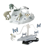 Star Wars Hot Wheels Escenarios de Juego 2015 Wave D Surtido (4)