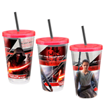 Star Wars Episode VII Vaso Characters