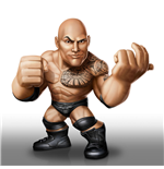WWE Wrestling minifigura The Rock 8 cm
